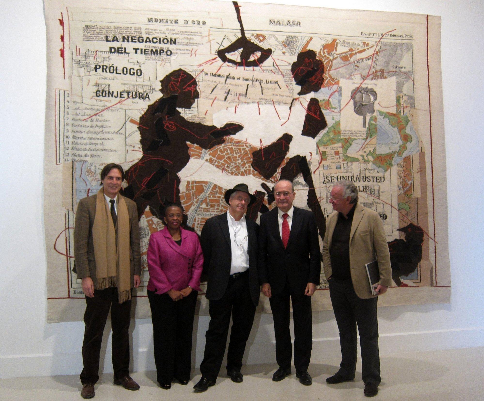 El CAC permanece abierto con las muestras de Marcel Dzama, Carlos Aires y William Kentridge