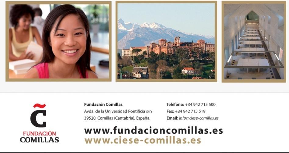 F.Fundación Comillas organiza una jornada de orientación educativa y profesional en Camargo