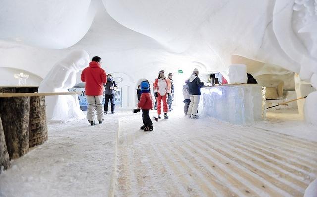 Grandvalira ofrece pasar la noche en un iglú a 2.350 metros de altura