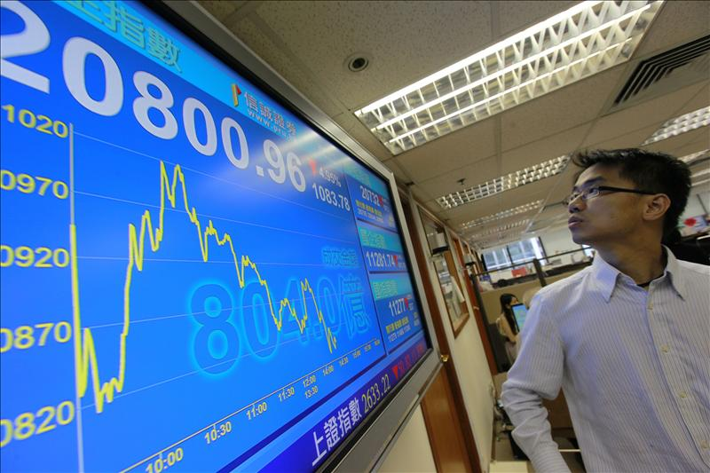 El Hang Seng baja un 1,5 por ciento en la apertura de sesión