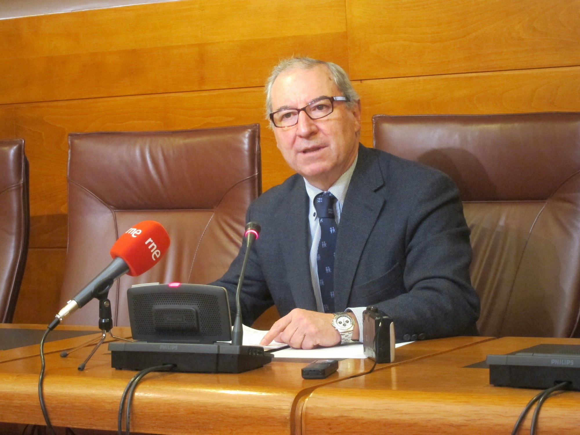 Palacio (PSOE) cree que Diego se está comportando con MARE como «el peor empresario de Cantabria»