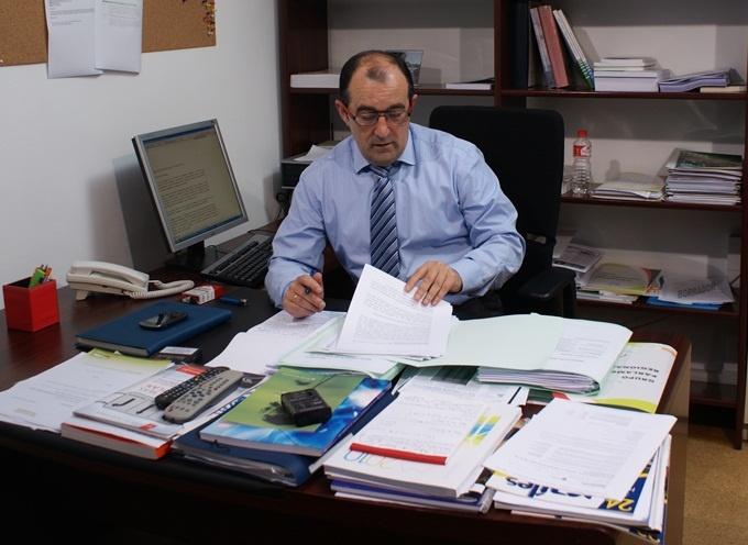 Pérez Tezanos insta al Gobierno a apostar por la biomasa e incorporarla al Plan de Sostenibilidad Energética