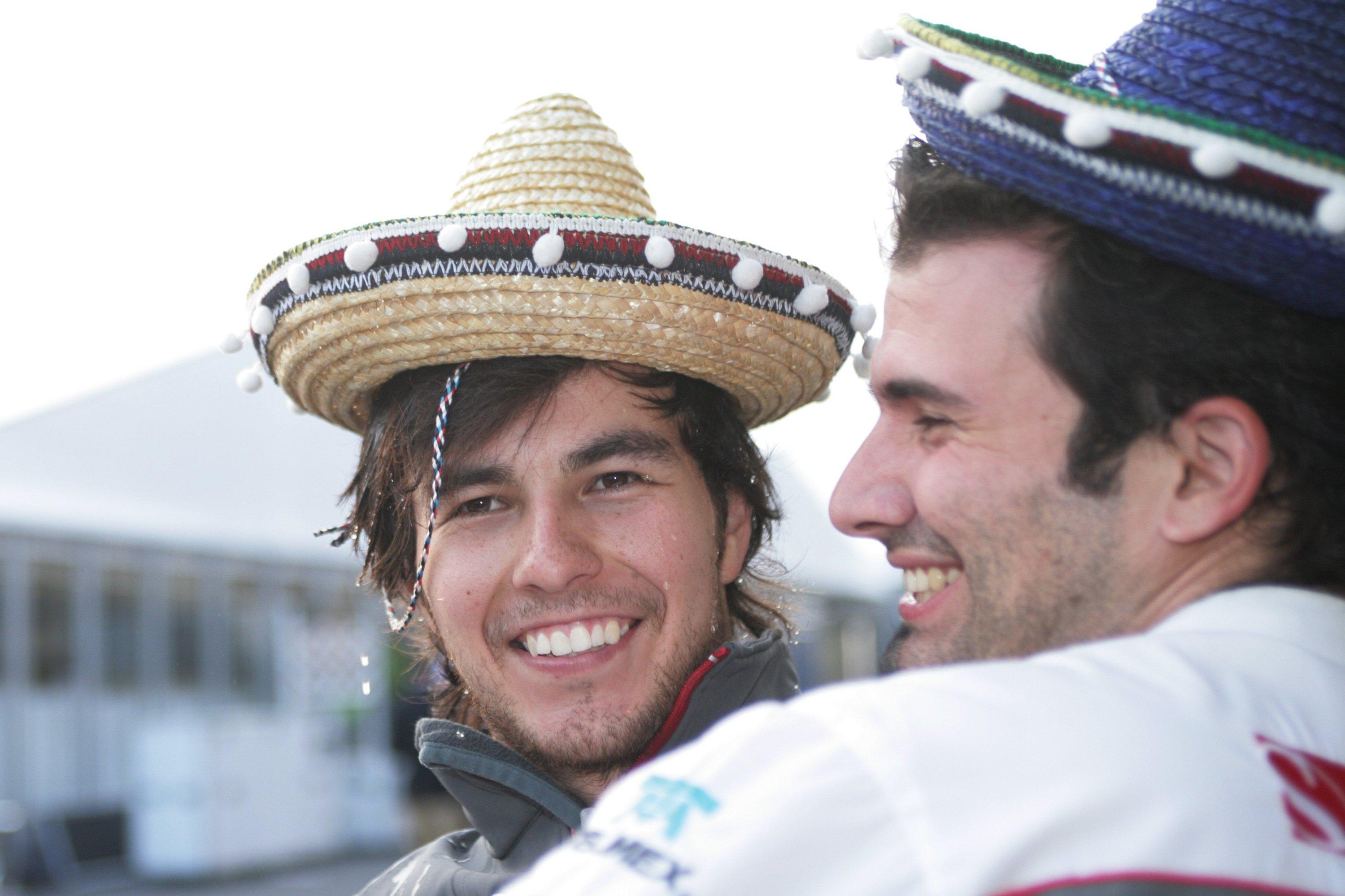 Sergio Pérez (Sauber): «Nuestro coche puede ser competitivo y tenemos que sacar el máximo de él»