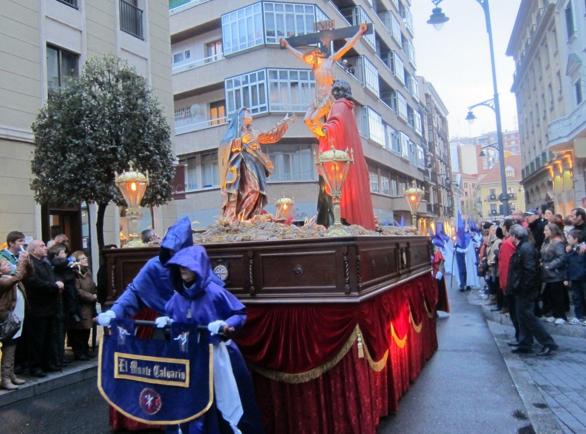 Suspendidas todas las procesiones previstas para la mañana y la tarde del Jueves Santo en Valladolid