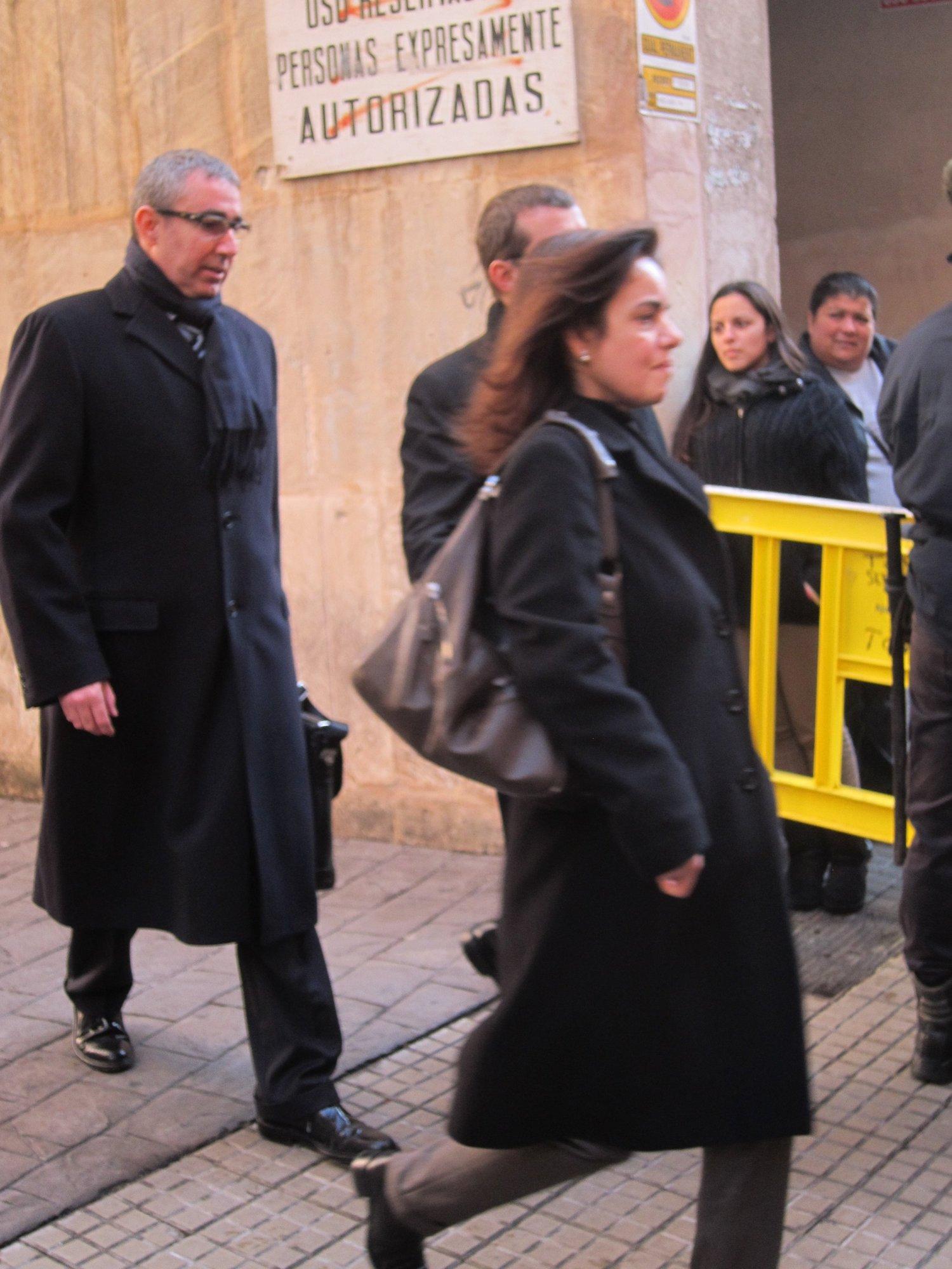 Torres dice que su mujer tiene menos que ver con Nóos que la infanta Cristina