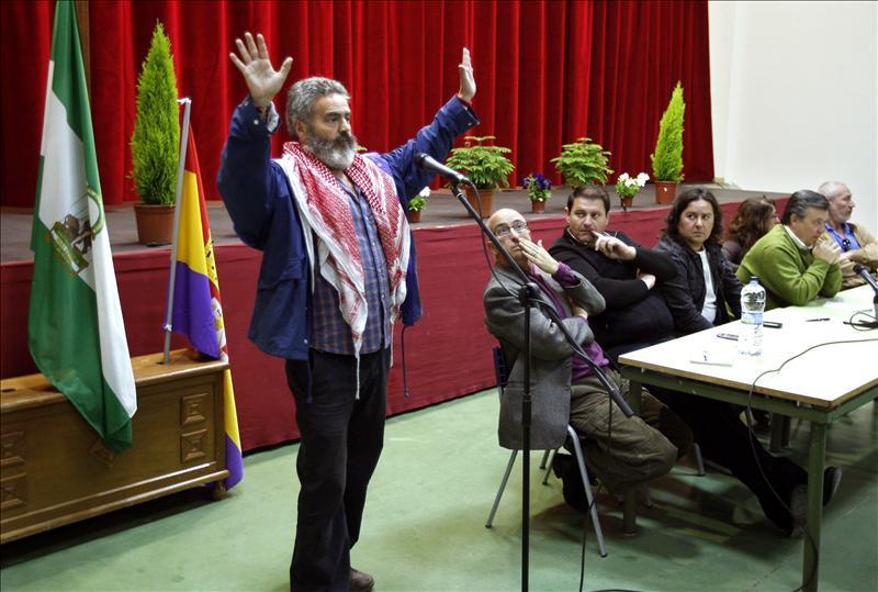 IU apoyará a Griñán si la Junta emplea por cuatro meses ¡a todos los parados!