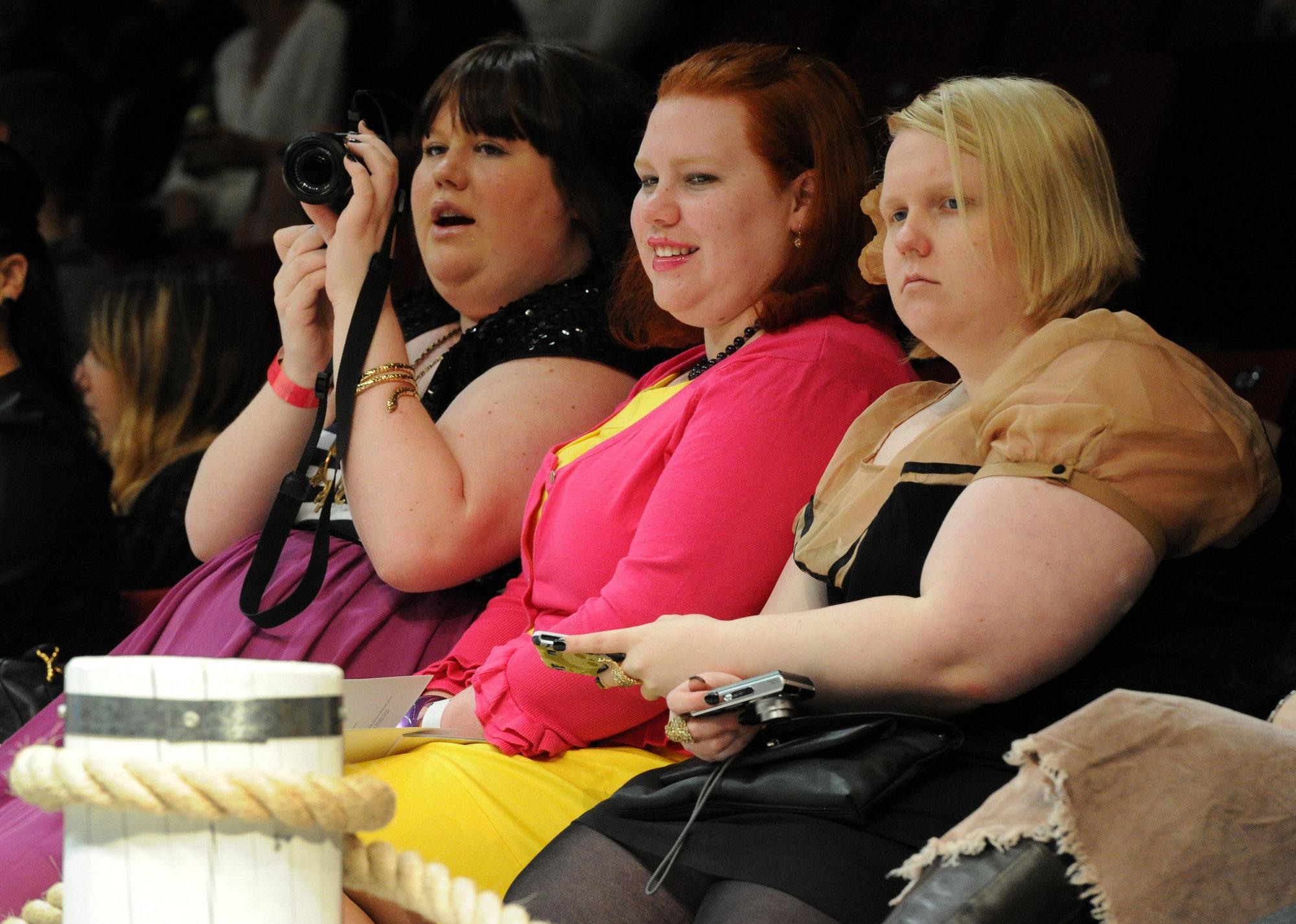 La moda, una quimera para 200 millones de europeos obesos y discapacitados
