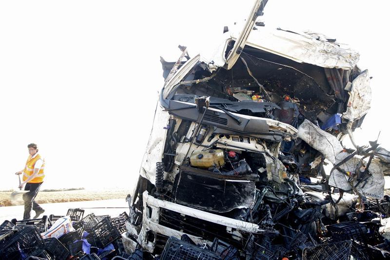25 personas han muerto en las carreteras desde el inicio de la Semana Santa