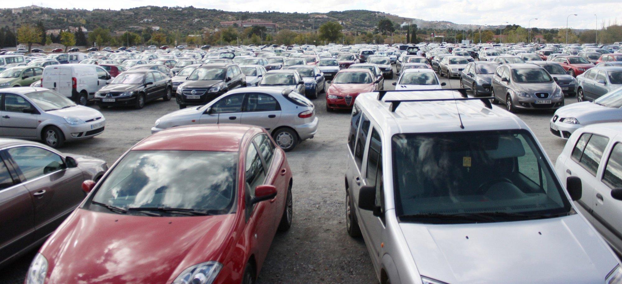 El precio medio de los coches usados en La Rioja bajó un 3,3 por ciento en marzo, según Ganvam