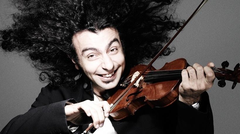 El violinista Ara Malikian protagonizará el »19 a las 19» de la Fundación Amantes de Teruel