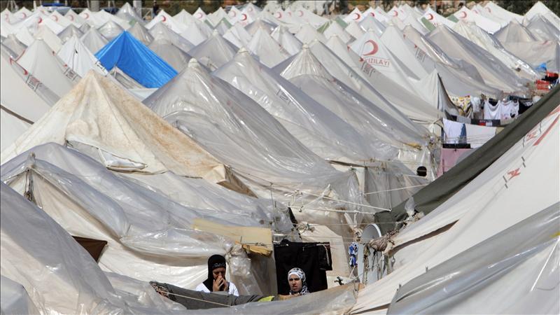 2.700 víctimas del drama sirio llegan a Turquía en 24 horas