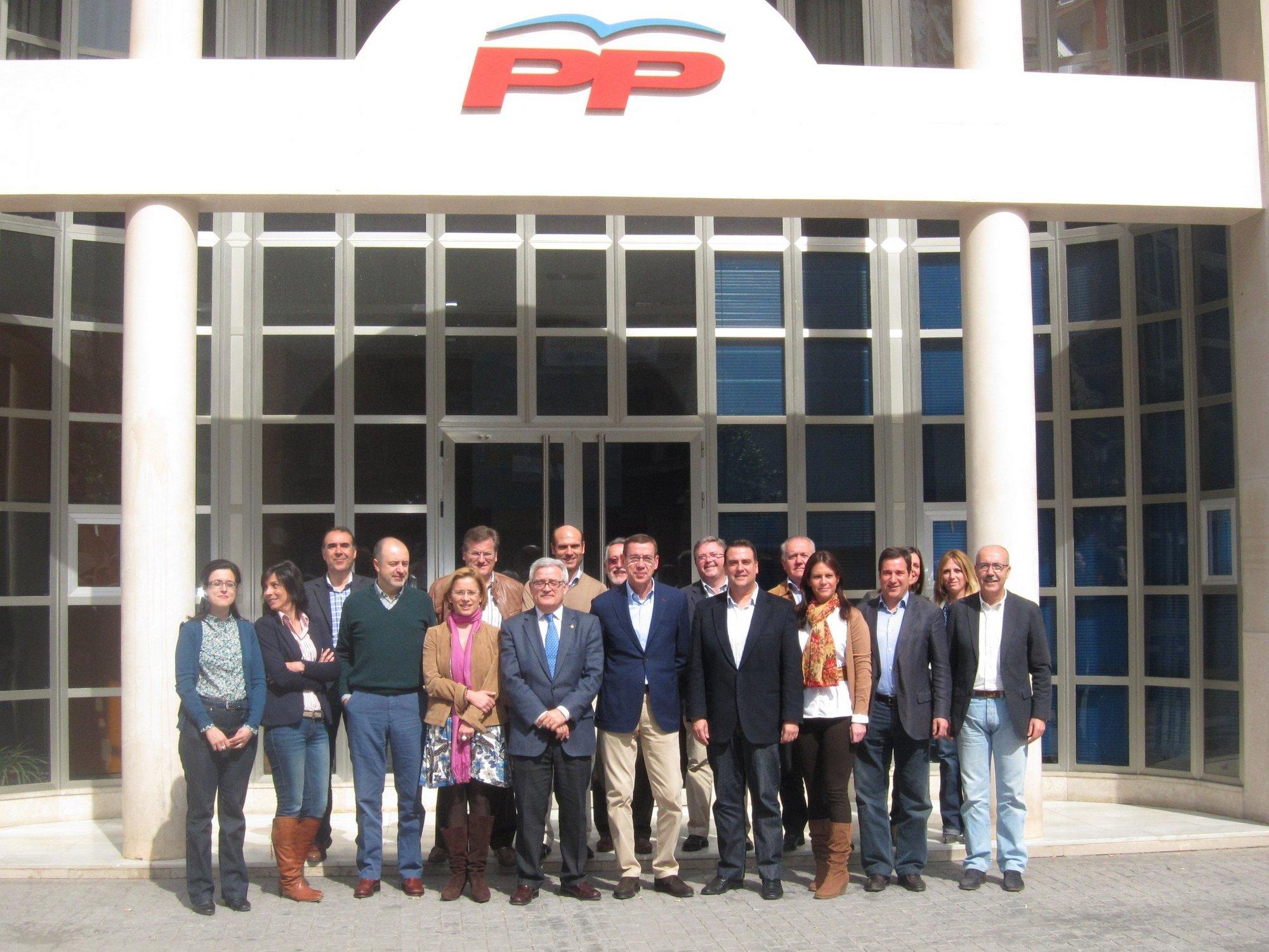 El PPCV destaca que todas las gestiones del XIII Congreso se realizarán de forma telemática