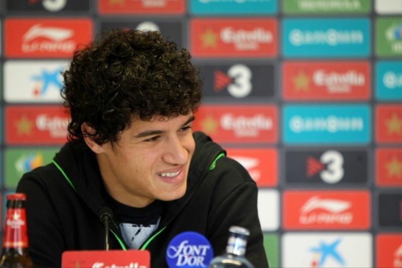 Pochettino recupera a Coutinho para el choque contra la Real Sociedad