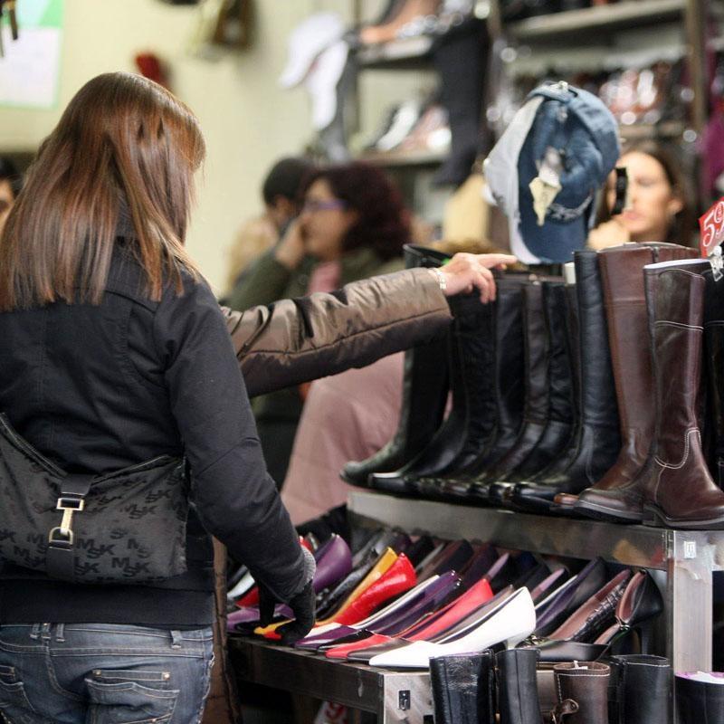 Sólo el 4% de los comerciantes de Mallorca mejora sus ventas en marzo con respecto a 2011