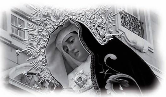 La Virgen de la Dolorosa y la Procesión de la Soledad conmemoran el Sábado Santo en Madrid