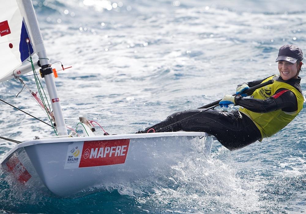 Cuatro tripulaciones españolas se meten en las finales del Trofeo Princesa Sofía