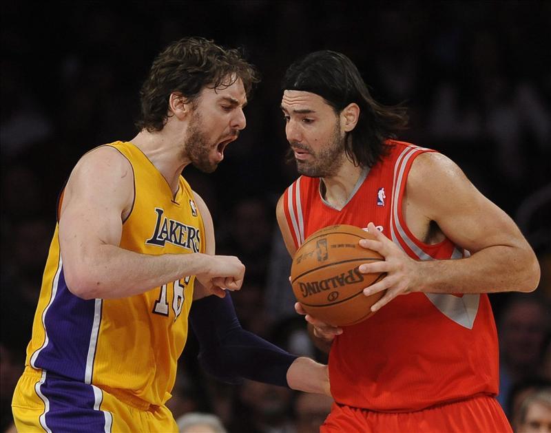 107-112. Dragic y Scola se aprovecharon de unos Lakers mermados físicamente