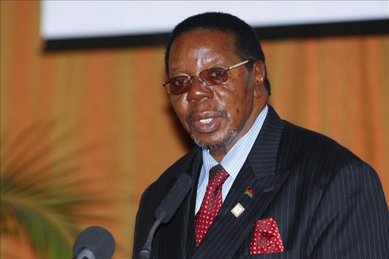 El Gobierno de Malaui confirma finalmente la muerte del presidente Mutharika