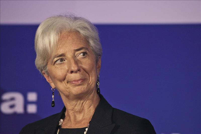 Largarde advierte que Grecia puede quebrar y tenga que salir del euro