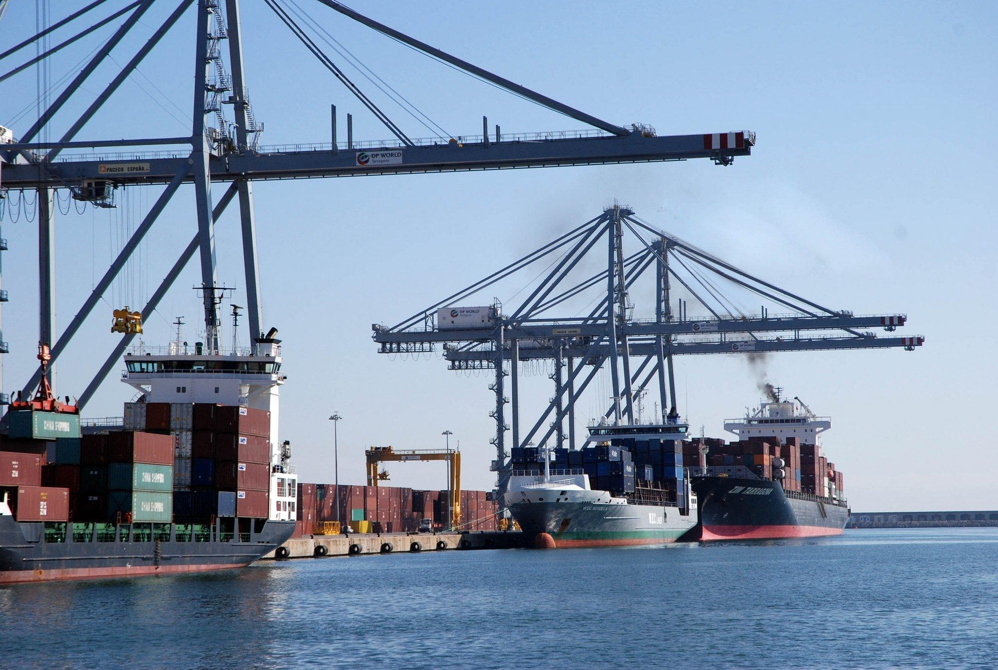 El Puerto de Tarragona exportará ganado vivo en las próximas semanas
