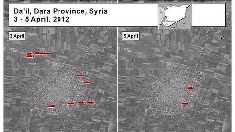 EEUU publica imágenes que revelan que Siria no obedece a la ONU