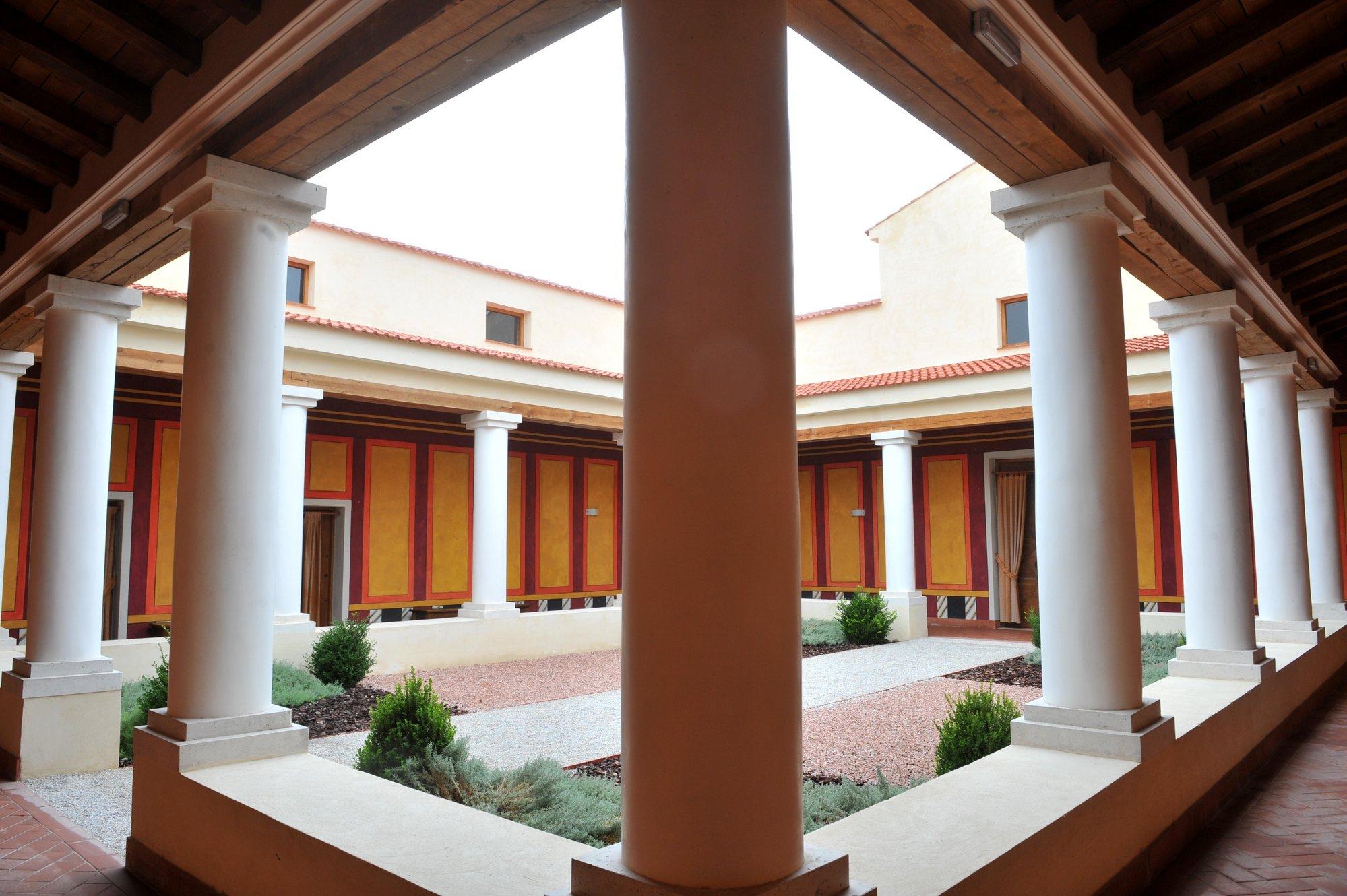 El Museo de las Villas Romanas celebra sus nueve años con un mercado romano, teatralizaciones y recreaciones históricas