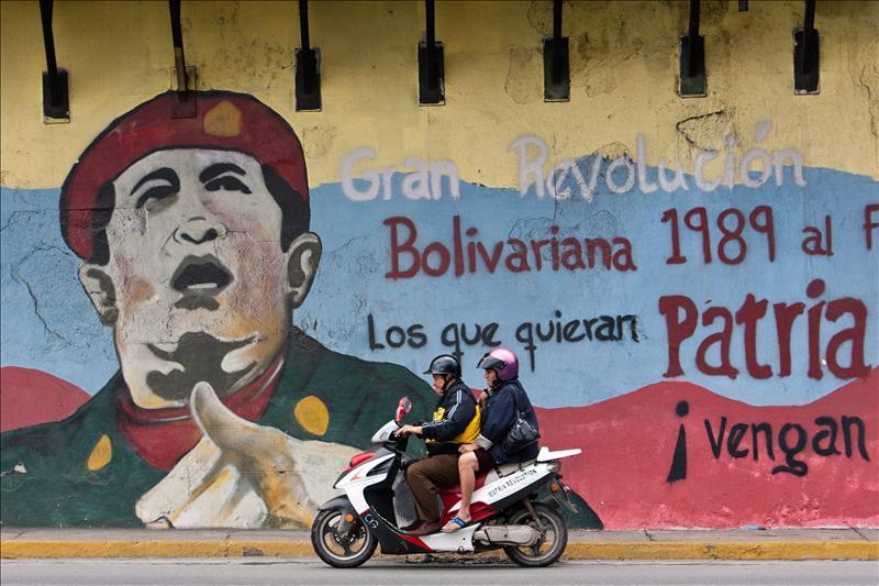 Se cumple un año desde que Chávez hiciera públicos sus problemas de salud