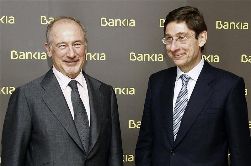 El currículum de los consejeros de Bankia y BFA: políticos y empresarios, en la Banca