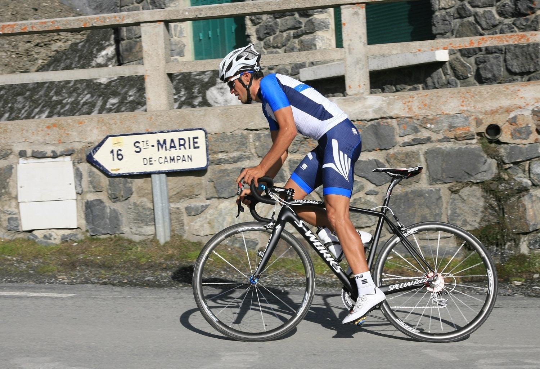 Alberto Contador vuelve a subir el Tourmalet