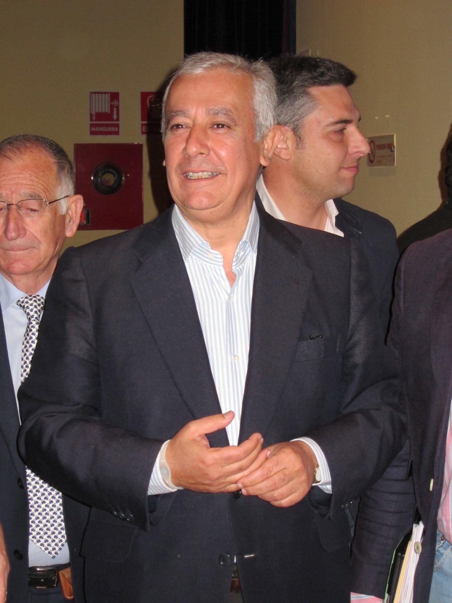 Arenas pide por carta a Griñán y Valderas que se inicie «a la mayor brevedad» el diálogo para renovar la FAMP