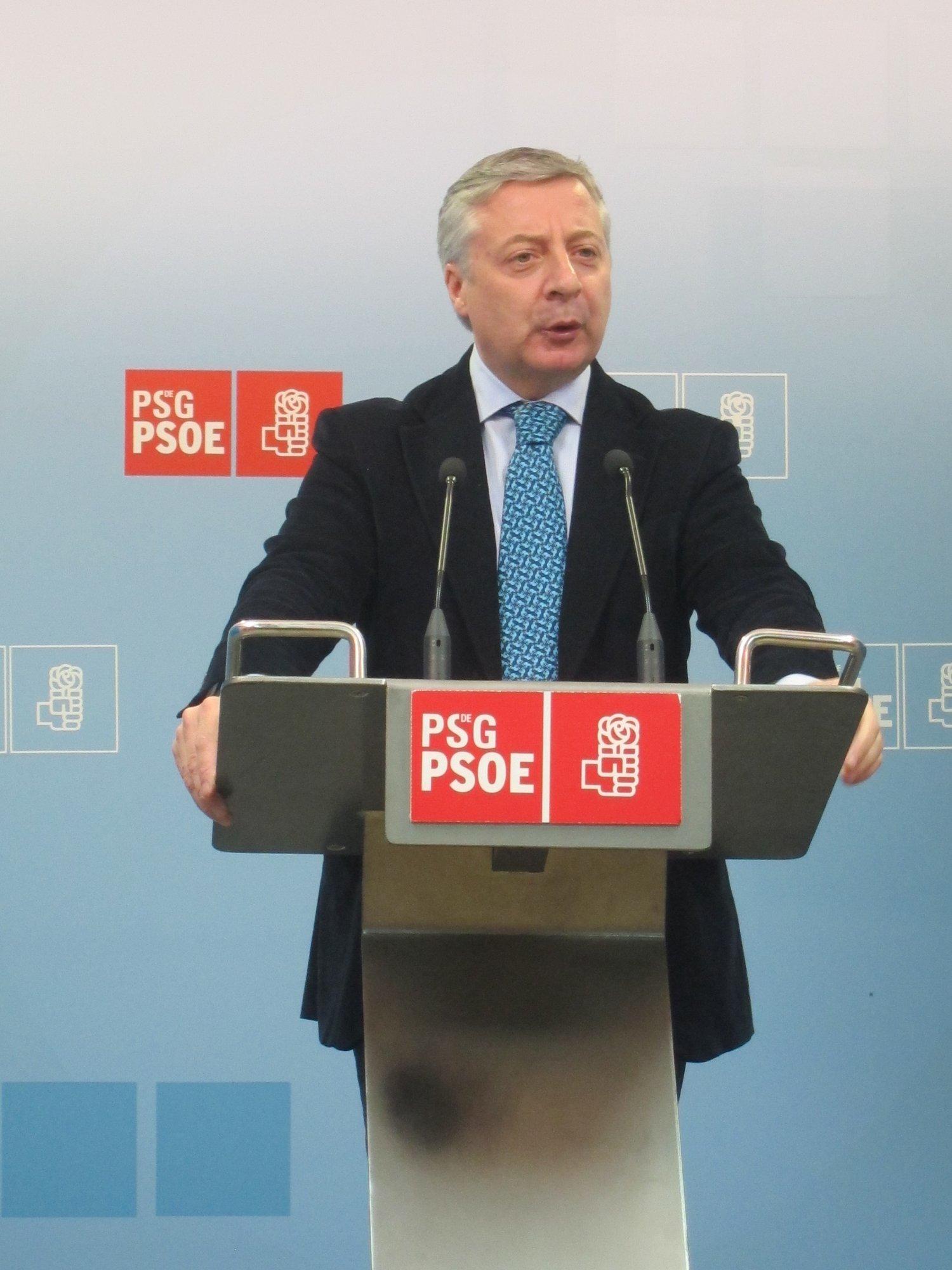Blanco cree que el »sí» de Rajoy al diálogo ha sido «vago» y «a regañadientes», pero el PSOE seguirá intentándolo