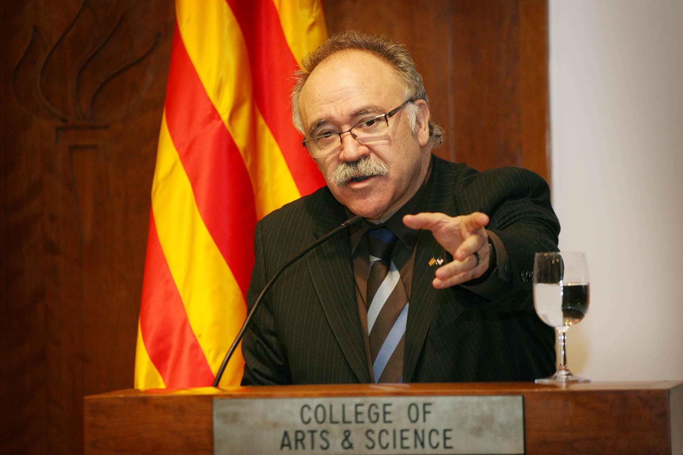 Carod afirma que la transición nacional de Mas sólo es posible con una coalición izquierda-derecha