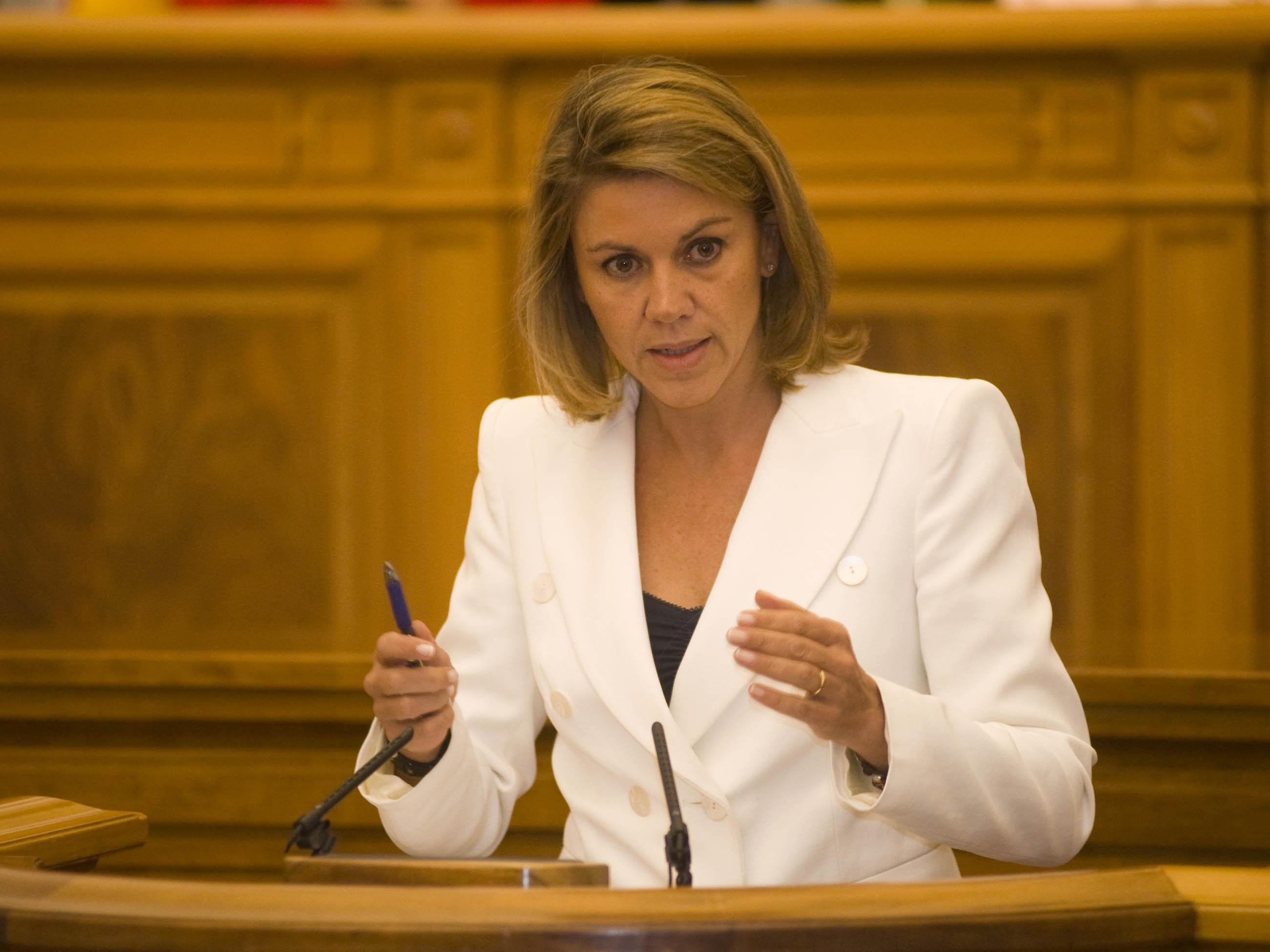 Las Cortes de Castilla-La Mancha aprobarán este jueves la reforma de Ley Electoral propuesta por el PP