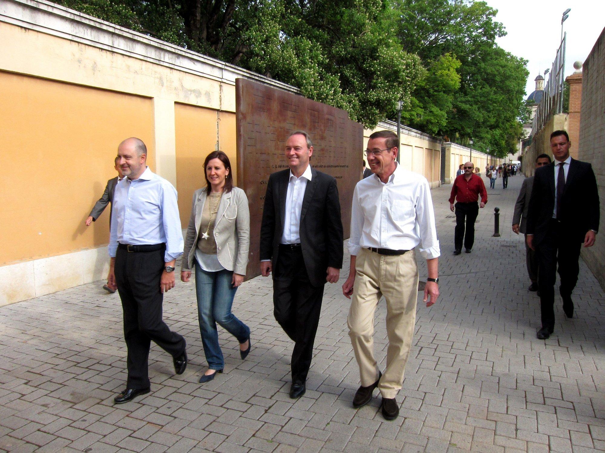 Fabra elige a Serafín Castellano como secretario general del PPCV para «relanzar» el partido y dar mayor cohesión