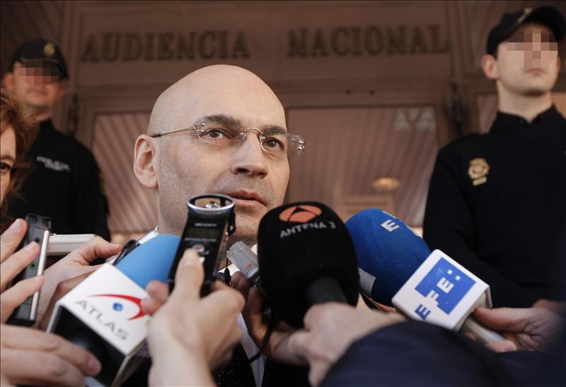 Gómez Bermúdez irá al juzgado de Marlaska y un vocal del CGPJ al de Garzón
