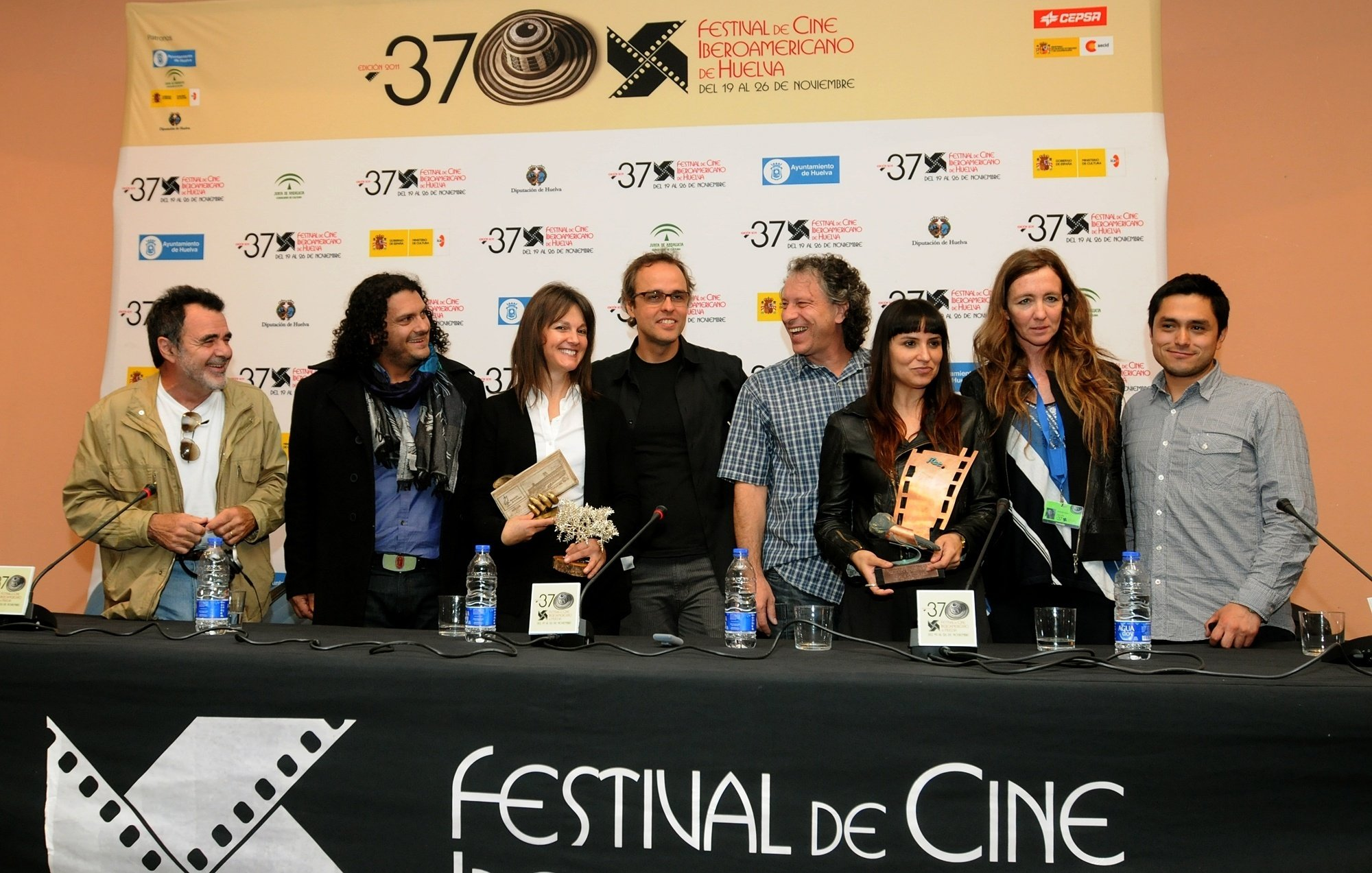 El alcalde de Huelva asegura que el Festival de Cine Iberoamericano «no corre ningún peligro»