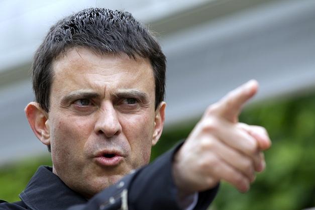 El nuevo ministro del Interior francés es el »catalán» Manuel Valls