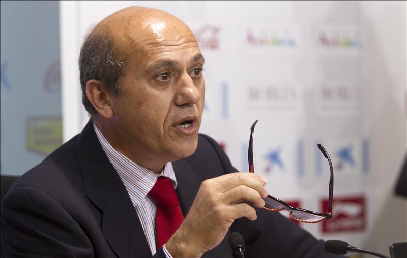 Del Nido anuncia la reducción del presupuesto a 60 millones de euros