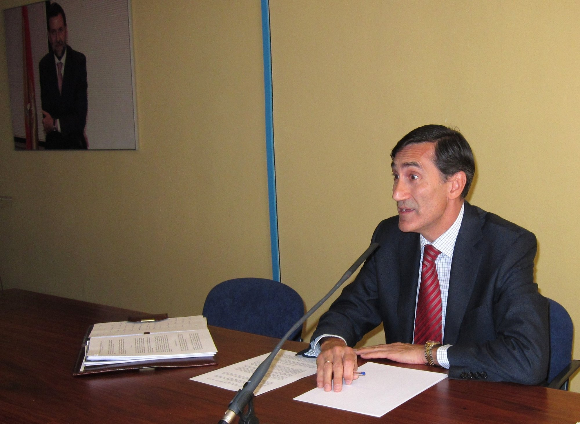 De los Mozos recurre la exclusión de su candidatura al PP de Valladolid y lamenta que el partido sea «hermético»