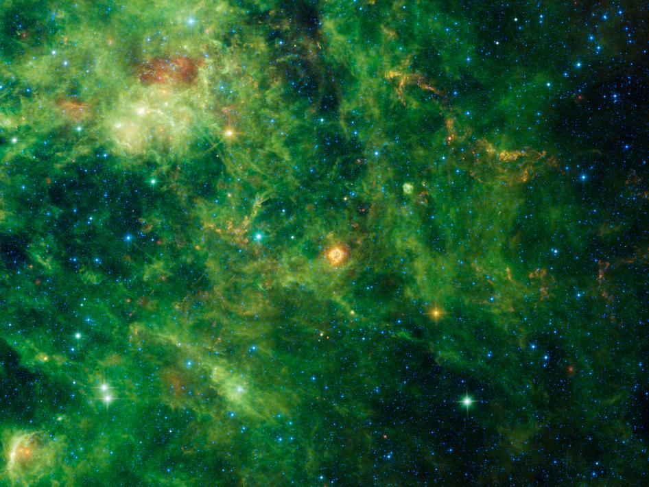 ¿Y si los rayos gamma tuvieran la clave del primer destello de luz en el universo?
