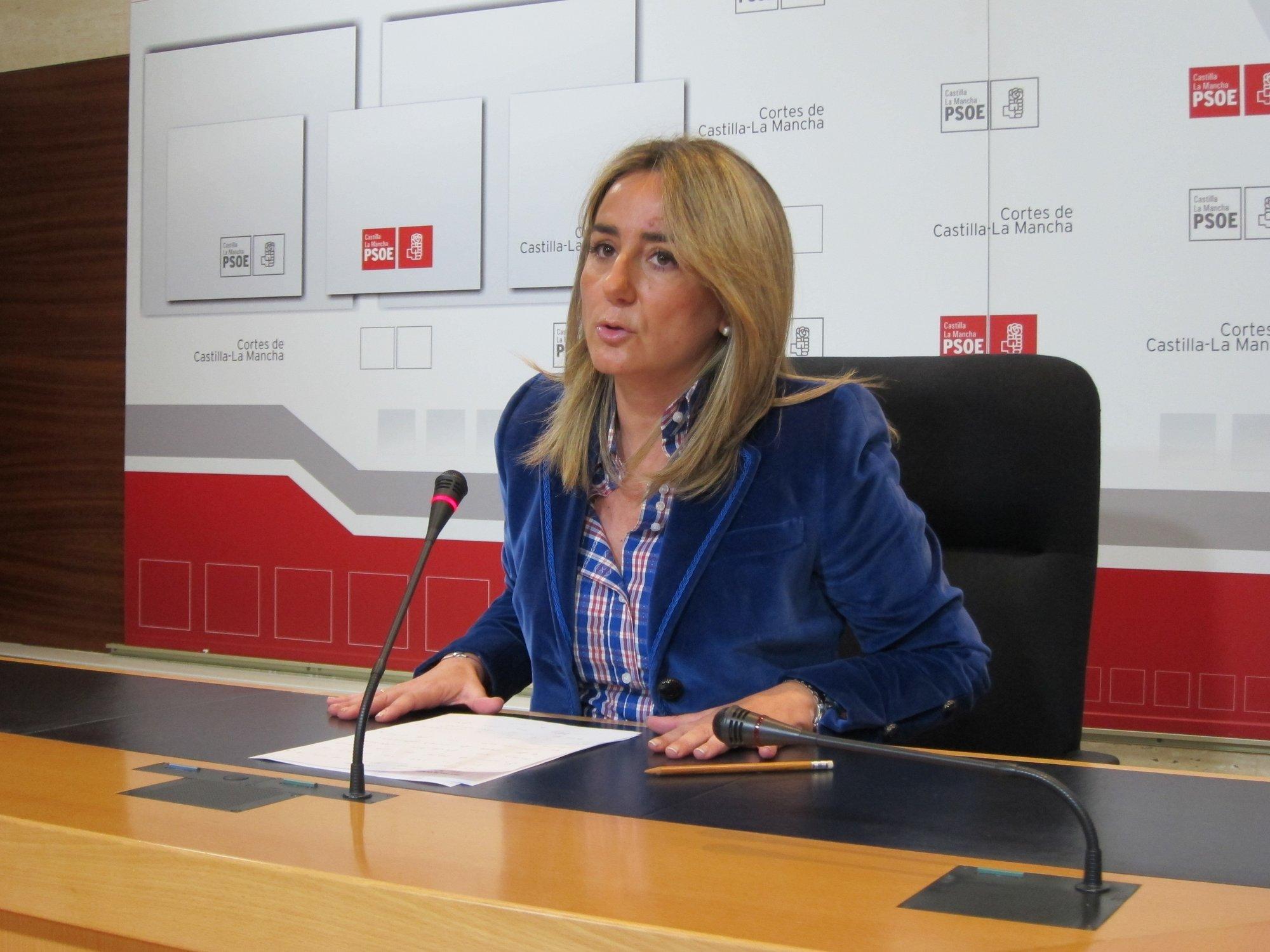 PSOE pide a Cospedal que exija al Gobierno de Rajoy un plan especial de empleo para Castilla-La Mancha