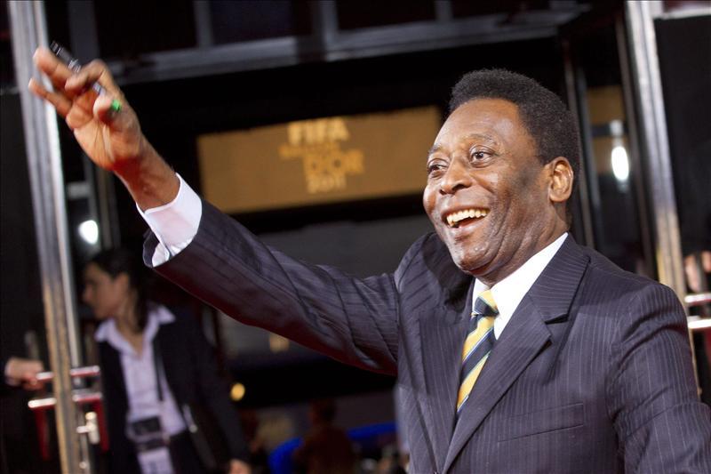 Pelé vuelve a tomar contacto con la Confederación Brasileña de Fútbol