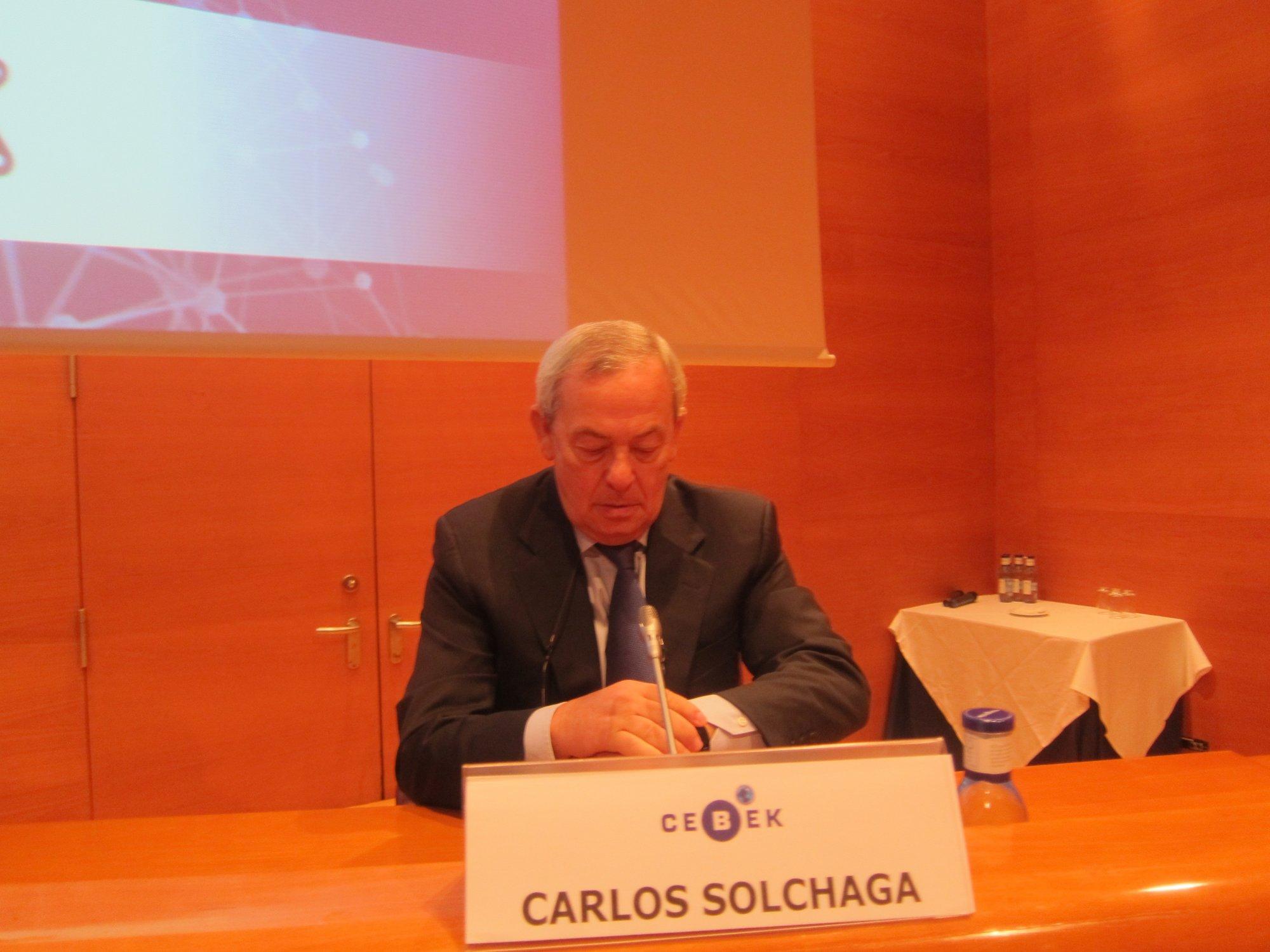Solchaga ve a España en «relativo riesgo» porque las intervenciones se han dado con «niveles superiores a 500 puntos»