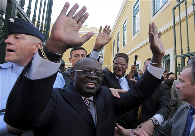 Los gobernantes derrocados en Guinea Bissau rechazan el Gobierno provisional