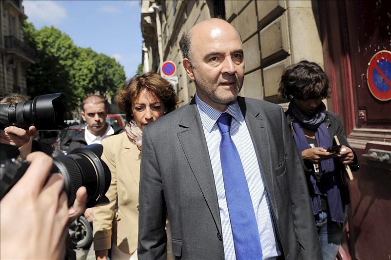 El director de campaña de Hollande, nuevo ministro de Economía