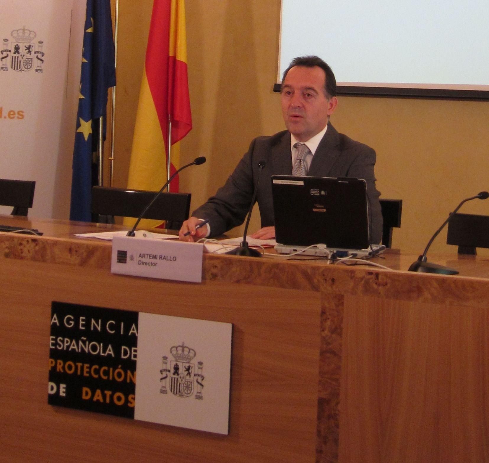 La AEPD reitera la necesidad de reforzar la protección de la privacidad en la Red