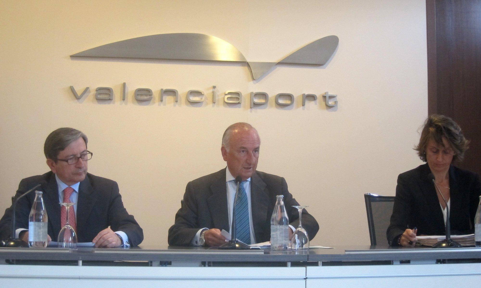La APV confía en poder comunicar «en breve» la comercialización de la ZAL del Puerto de Valencia