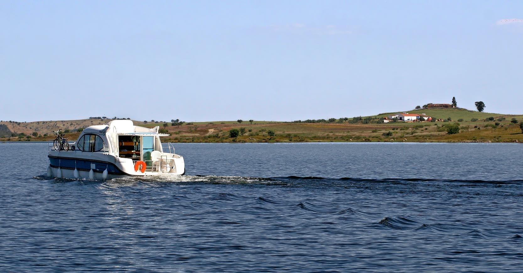 Amieria Marina ofrece sus barcos-casa con un 20% de descuento en mayo