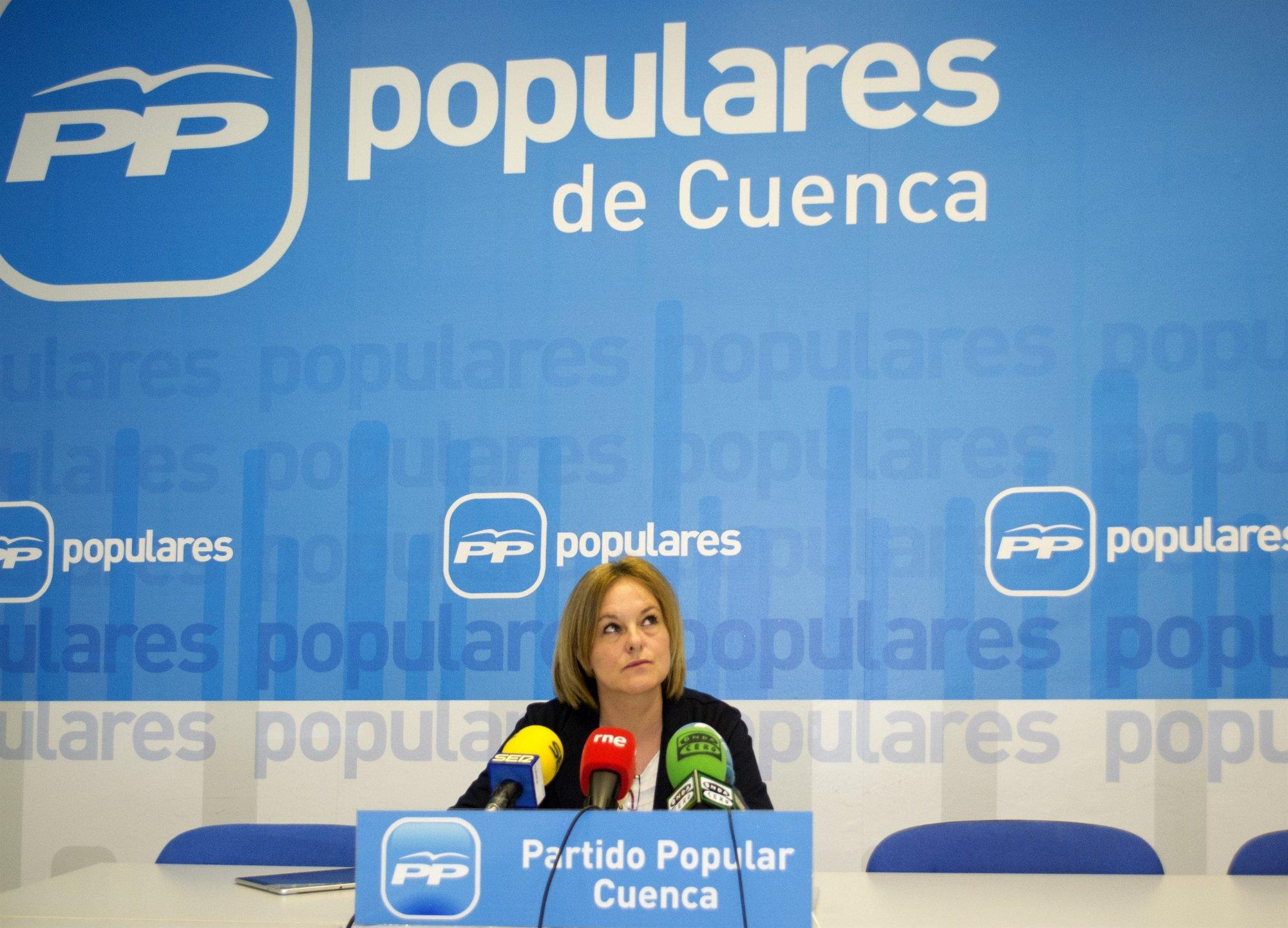 María Ángeles García no aspirará a revalidar su cargo como presidenta del Partido Popular de Cuenca