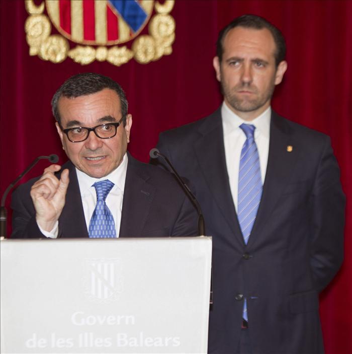 Baleares confía en que finalmente ninguna Comunidad Autonóma sea intervenida